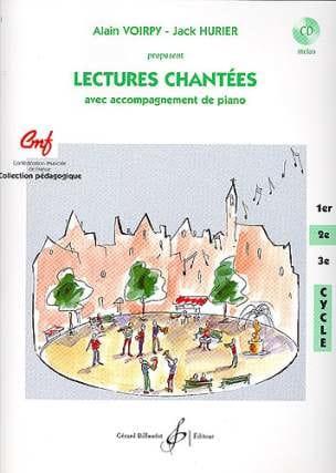 Lectures Chantées - 2e Cycle - laflutedepan.com