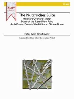 The Nutcracker Suite Complete Set TCHAIKOVSKY Partition laflutedepan