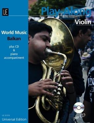 World Music - Balkan - Violon Traditionnels Partition laflutedepan
