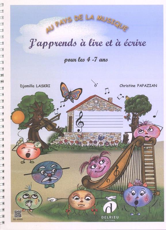 J'apprends à Lire et à Ecrire pour les 4-7 ans - laflutedepan.com
