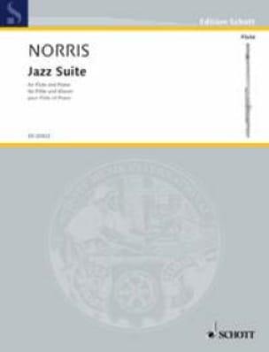 Jazz Suite - Jeremy Norris - Partition - laflutedepan.com