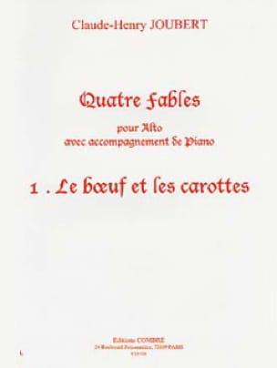 Le Boeuf et les Carottes - Claude-Henry Joubert - laflutedepan.com
