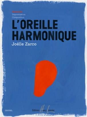 L' Oreille Harmonique Volume 1 - Joelle Zarco - laflutedepan.com