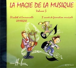 CD - la Magie De la Musique Volume 3 laflutedepan