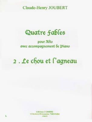 Le Chou et L'agneau - Claude-Henry Joubert - laflutedepan.com