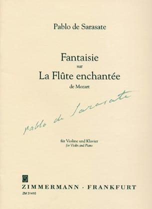 Fantaisie sur La Flûte enchantée de Mozart op. 54 laflutedepan