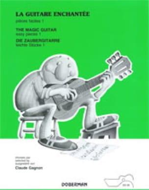 La guitare enchantée -Pièces faciles -Volume 1 - laflutedepan.com