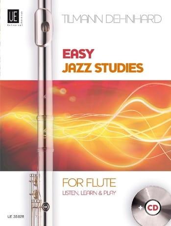 Easy Jazz Studies - Tilmann Dehnhard - Partition - laflutedepan.com