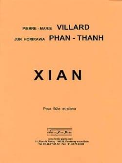 Xian Villard Pierre-Marie / Phan-Tan Jun Horikawa laflutedepan