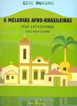 6 Melodias Afro-Brasileiras - Celso Machado - laflutedepan.com