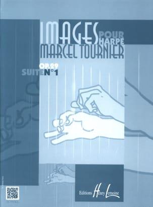 Images : Suite N° 1, Opus 29 Marcel Tournier Partition laflutedepan