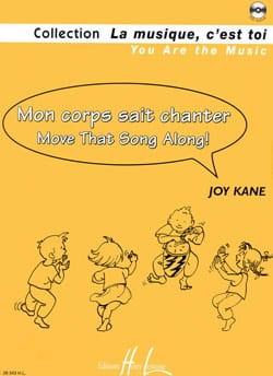 Mon Corps Sait Chanter Joy Kane Partition Solfèges - laflutedepan