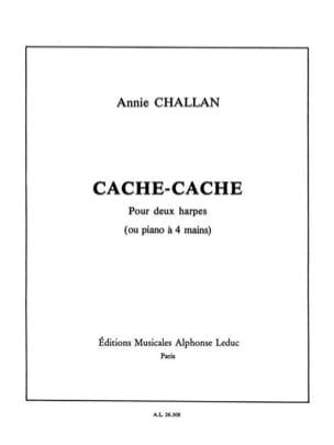 Cache-Cache - Annie Challan - Partition - 0 - laflutedepan.com