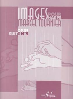 Images : Suite N° 2, Opus 29 Marcel Tournier Partition laflutedepan