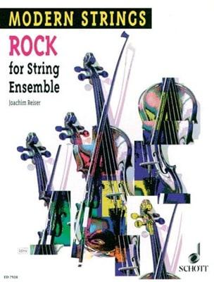 Rock for String Ensemble Joachim Reiser Partition laflutedepan