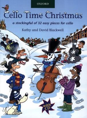 Cello Time Christmas Partition Violoncelle - laflutedepan