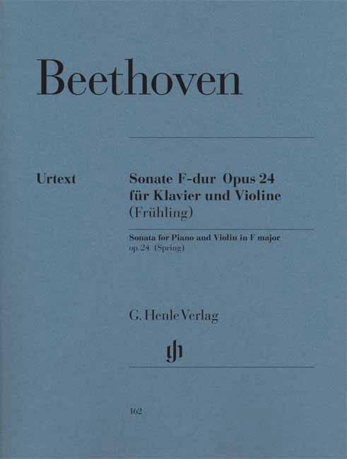 Sonate - Le Printemps - BEETHOVEN - Partition - laflutedepan.com