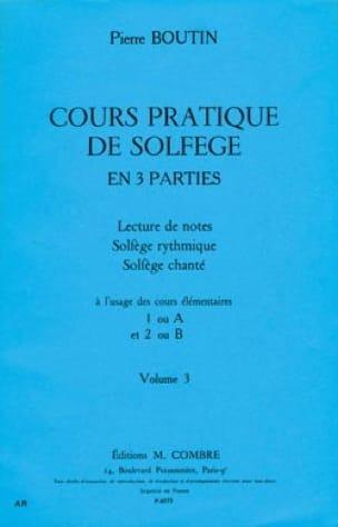 Cours Pratique de Solfège- Volume 3 - laflutedepan.com