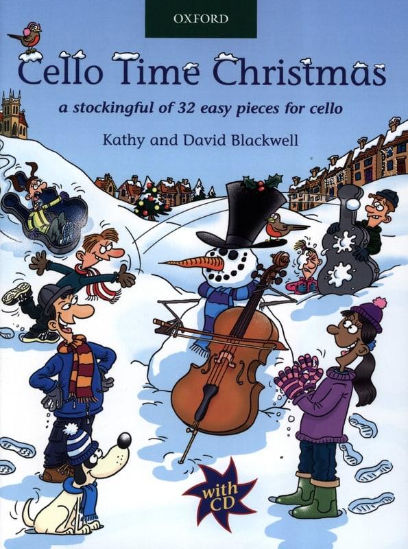Cello Time Christmas - Partition - Violoncelle - laflutedepan.com