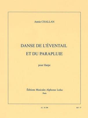Danse de l'Eventail et du Parapluie Annie Challan laflutedepan