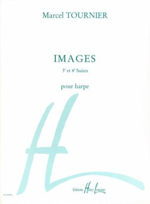 Images: Suite No.3 & No.4 Marcel Tournier Partition laflutedepan