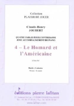 Le Homard et l'Américaine Claude-Henry Joubert Partition laflutedepan