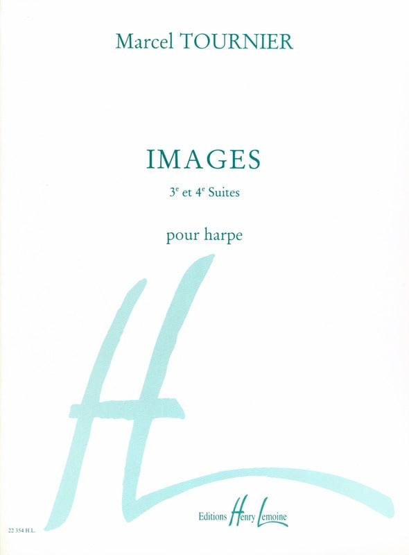 Images: Suite No.3 & No.4 - Marcel Tournier - laflutedepan.be