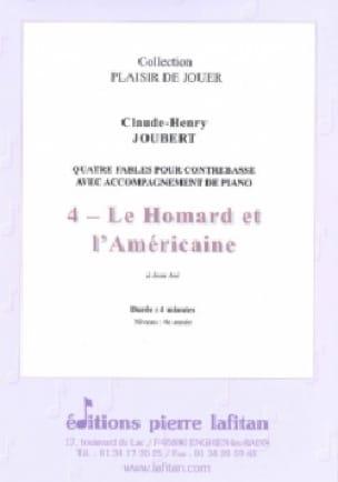 Le Homard et l'Américaine - Claude-Henry Joubert - laflutedepan.com