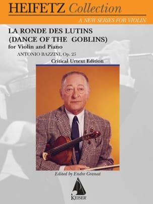 La Ronde des Lutins, op. 25 - Violon et piano laflutedepan
