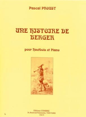 Une histoire de berger - Proust Pascal - Partition - laflutedepan.com