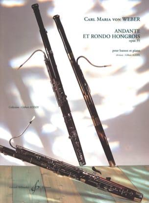 Andante et Rondo hongrois op. 35 Audin laflutedepan
