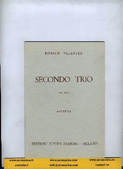 Secondo Trio per archi - Partitura - Roman Palester - laflutedepan.com