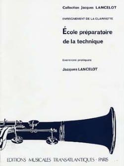 Ecole Préparatoire de la Technique - Clarinette - laflutedepan.com