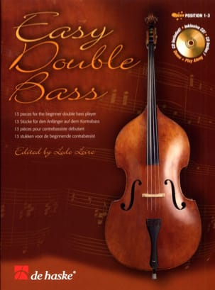 Leire Lode - Easy Double Bass - 13 Pieces - Partition - di-arezzo.com