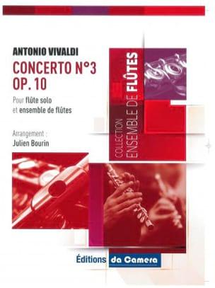 Concerto op. 10 n° 3 - Ensemble de Flûtes VIVALDI laflutedepan