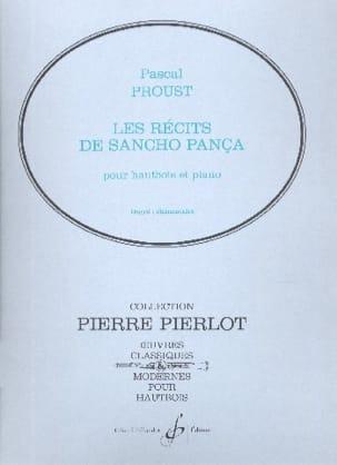 Les récits de Sancho Pança Pascal Proust Partition laflutedepan