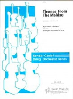 Themes from the Moldau - String Orch. SMETANA Partition laflutedepan