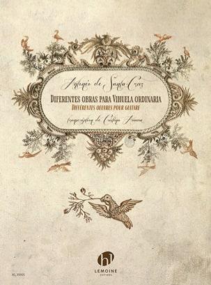 Diferentes Obras para Vihuela Ordinaria - laflutedepan.com