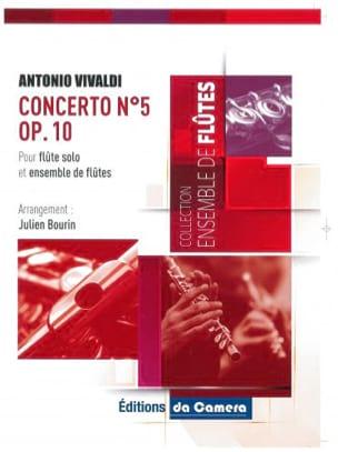 Concerto op. 10 n° 5 - Ensemble de Flûtes VIVALDI laflutedepan