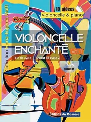 - Violoncelle Enchanté Vol. 1 - Partition - di-arezzo.fr