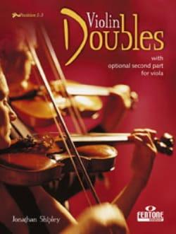 Violin Doubles Jonathan Shipley Partition Violon - laflutedepan