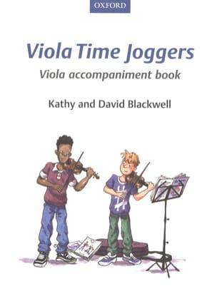 Viola Time Joggers - Viola accompaniment book Partition laflutedepan