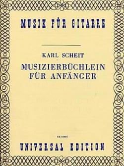 Musizierbüchlein für Anfänger - Partition - laflutedepan.com