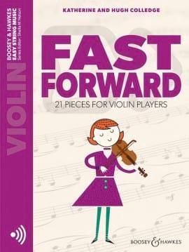 Fast Forward - Katherine & Hugue Colledge - laflutedepan.com