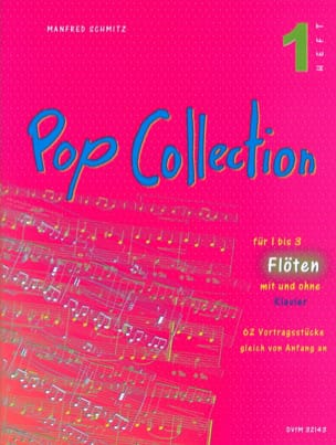 Pop Collection - Volume 1 - Manfred Schmitz - laflutedepan.com