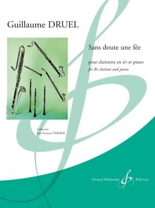 Sans doute une fée - Clarinette et piano Guillaume Druel laflutedepan