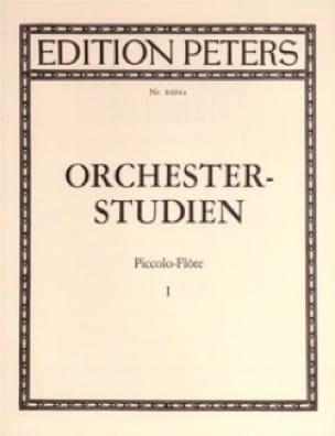 Traits d' Orchestre - Flûte Piccolo Volume 1 - laflutedepan.com