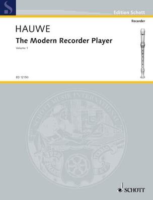 The modern recorder player - Volume 1 - laflutedepan.com