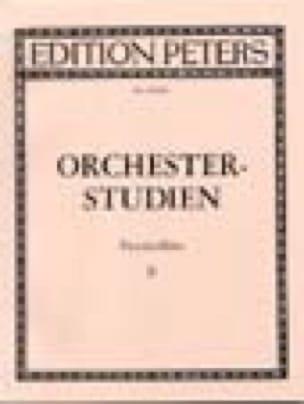 Orchester-Studien - Flûte Piccolo Volume 2 - laflutedepan.com