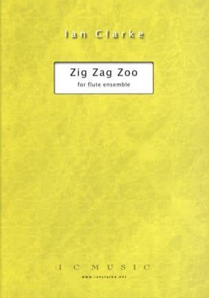 Zig Zag Zoo - Ian Clarke - Partition - laflutedepan.com